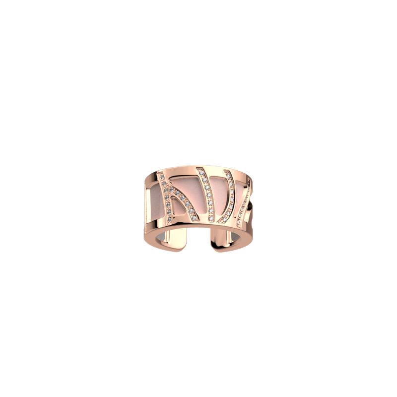 Les Georgettes by Altesse Precieuses Perroquet Pattern Cuff Ring