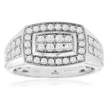 Diamond Fashion Men's Ring