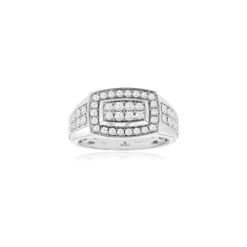 Murphy Pitard Signature Collection Diamond Fashion Men's Ring