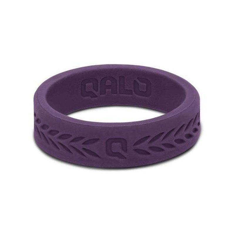 Qalo Women's Laurel Q2X Silicone Ring Size 6