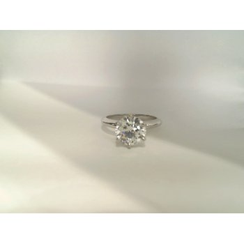 Tiffany 2.0 Carats Solitaire Engagement Ring