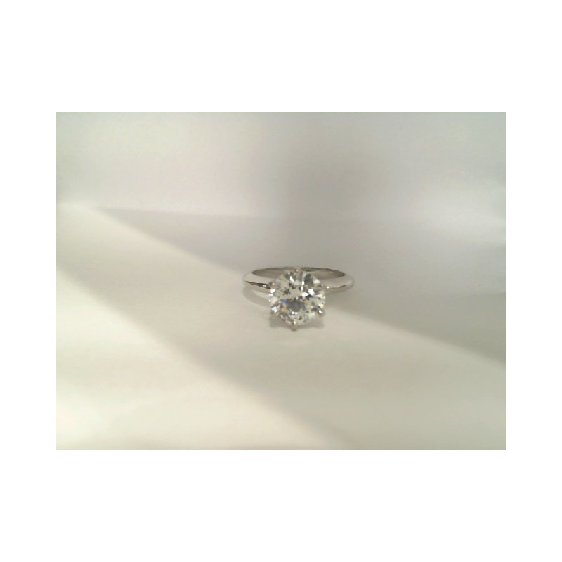 Murphy Pitard Signature Collection Tiffany 2.0 Carats Solitaire Engagement Ring