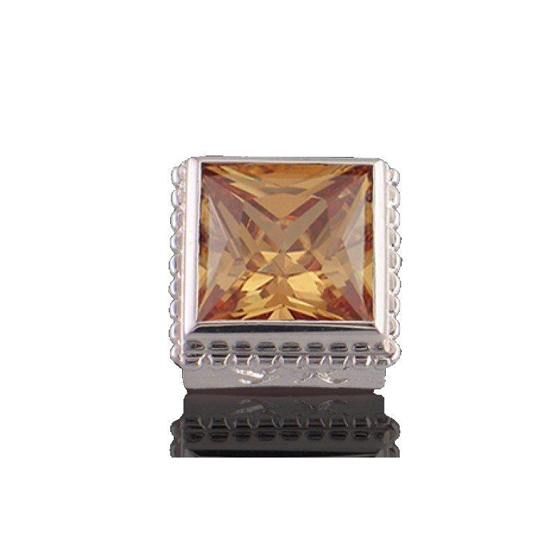 Goldman-Kolber Caerleon 8/8 Cognac Bezel
