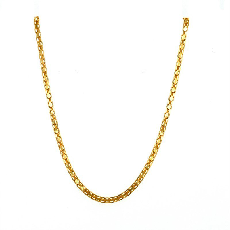 Murphy Pitard Signature Collection Fancy Link 20 Inch Chain