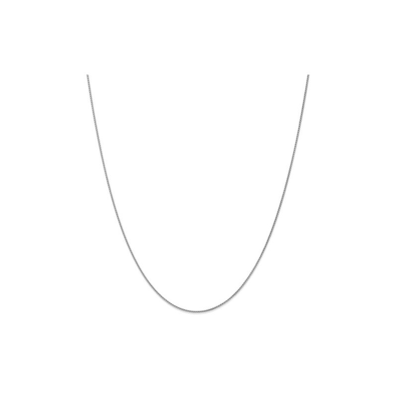 Murphy Pitard Signature Collection Wheat Chain 1 Millimeter 18 Inch
