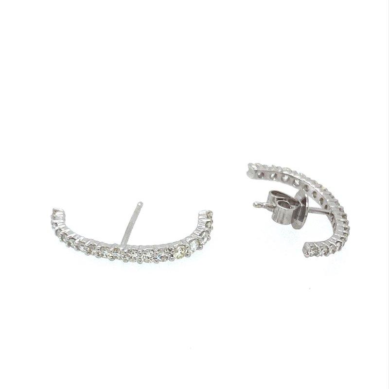 Murphy Pitard Signature Collection Diamond Ear Climbers