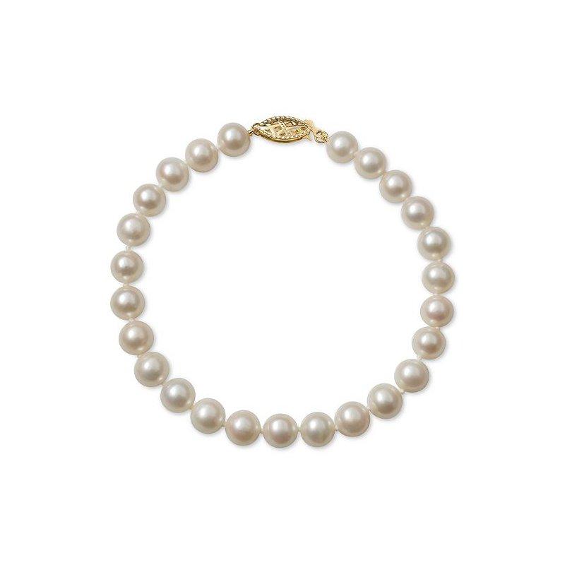 Murphy Pitard Signature Collection Cultured Pearl Bracelet