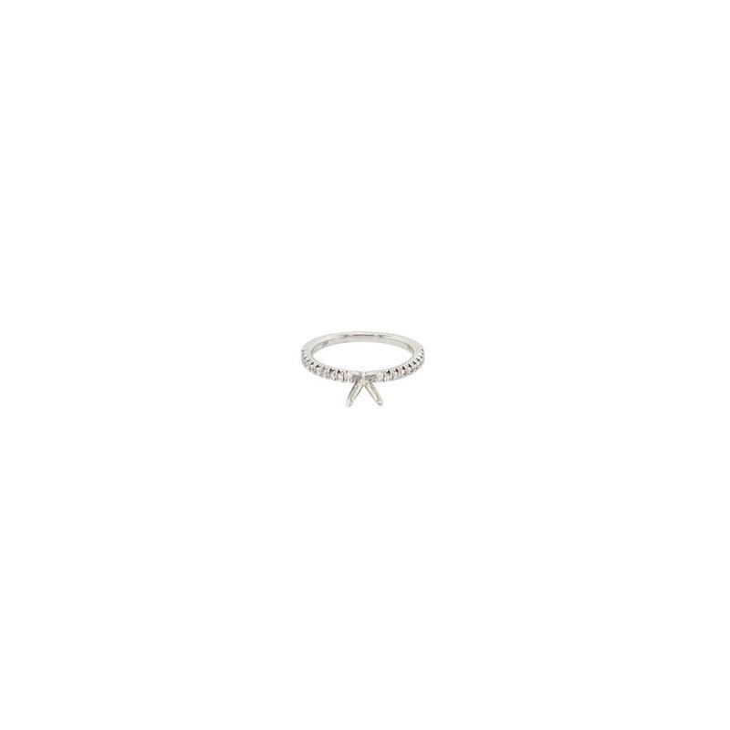Murphy Pitard Signature Collection Semi-Mount Engagement ring