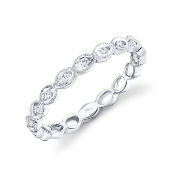 Diamond Kate Collection Marquise Band