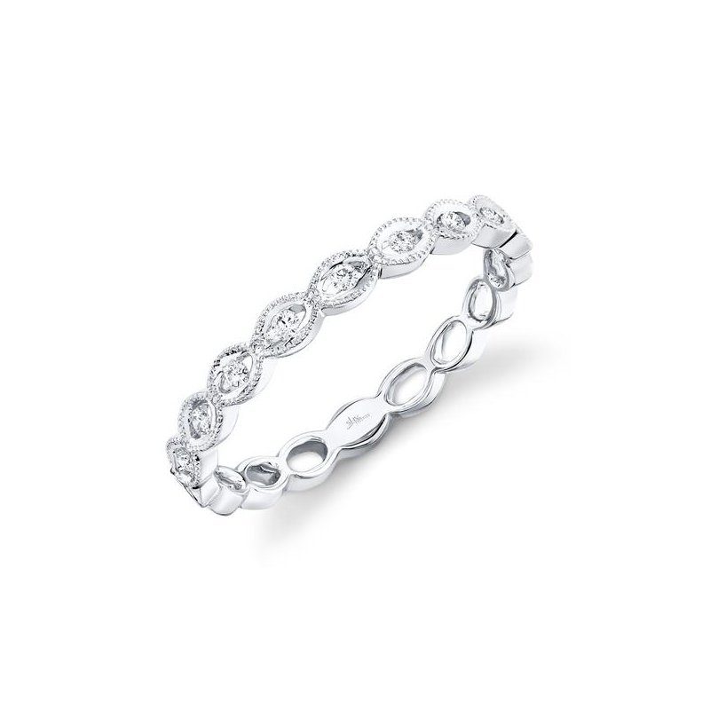 Shy Creation Diamond Kate Collection Marquise Band