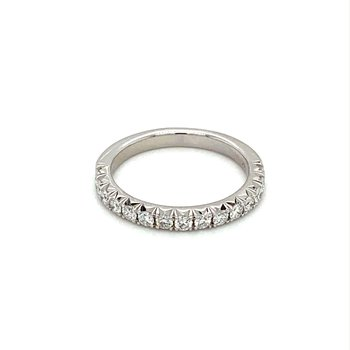 Diamond 1/2 Carats Anniversary Band