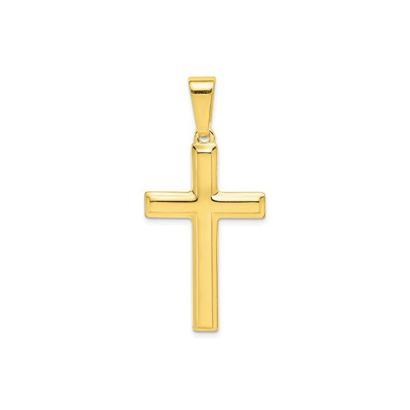 Murphy Pitard Signature Collection Polished 34x20 Cross Pendant