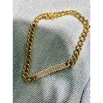 Murphy Pitard Signature Collection Multi-Row Diamond 1/2 Carats Bar Bracelet