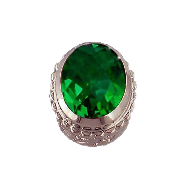 Goldman-Kolber Caerleon Green Zirconia Bezel