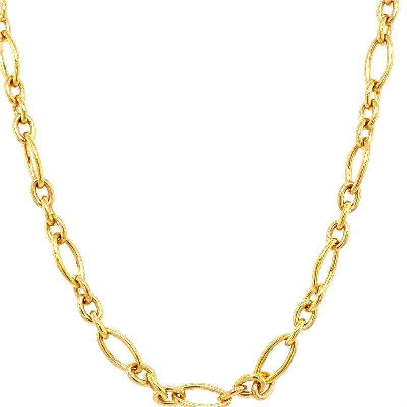 Murphy Pitard Signature Collection Fancy Link Polished Chain