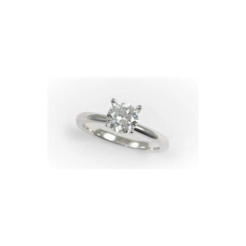 Diadori (Cheri Dori) Solitaire Engagement Ring