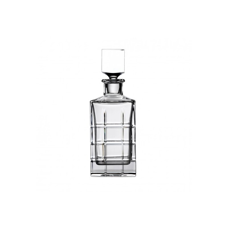 Waterford Crystal Cluin Square Decanter