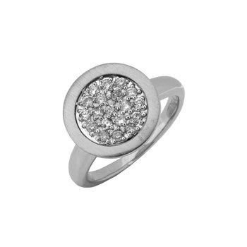 Contemporary Diamond Fashion Ring