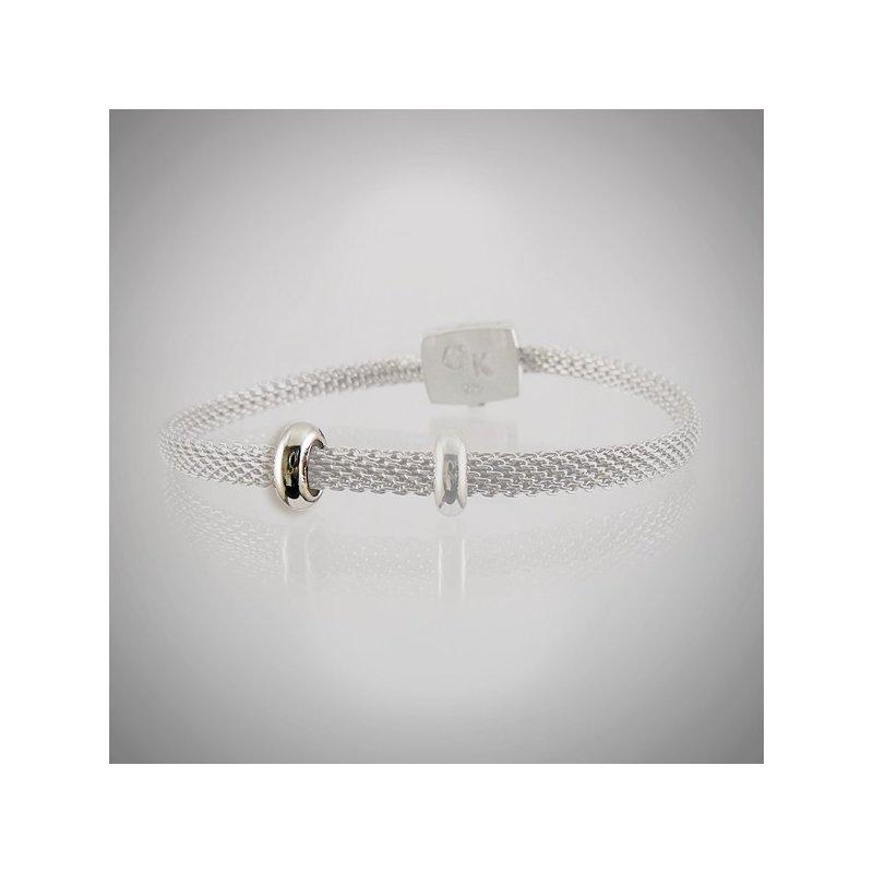 Goldman-Kolber GK Coloures Small Stay Put Bead For Mesh Bracelet