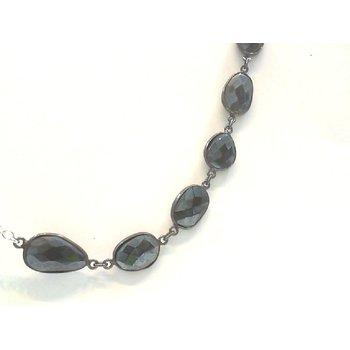 Sadie Mystic Black Spinel Bracelet