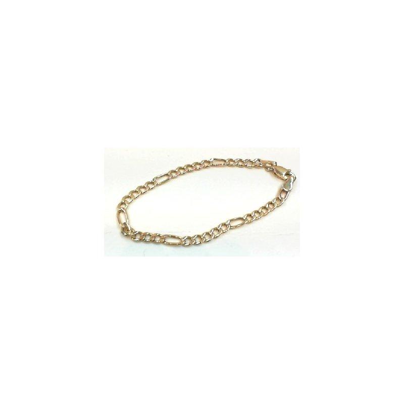 Murphy Pitard Signature Collection Figaro 3 Millimeter Baby Bracelet