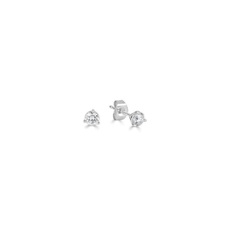 Murphy Pitard Signature Collection Diamond 1/4 Carats Lab Grown Stud Earrings