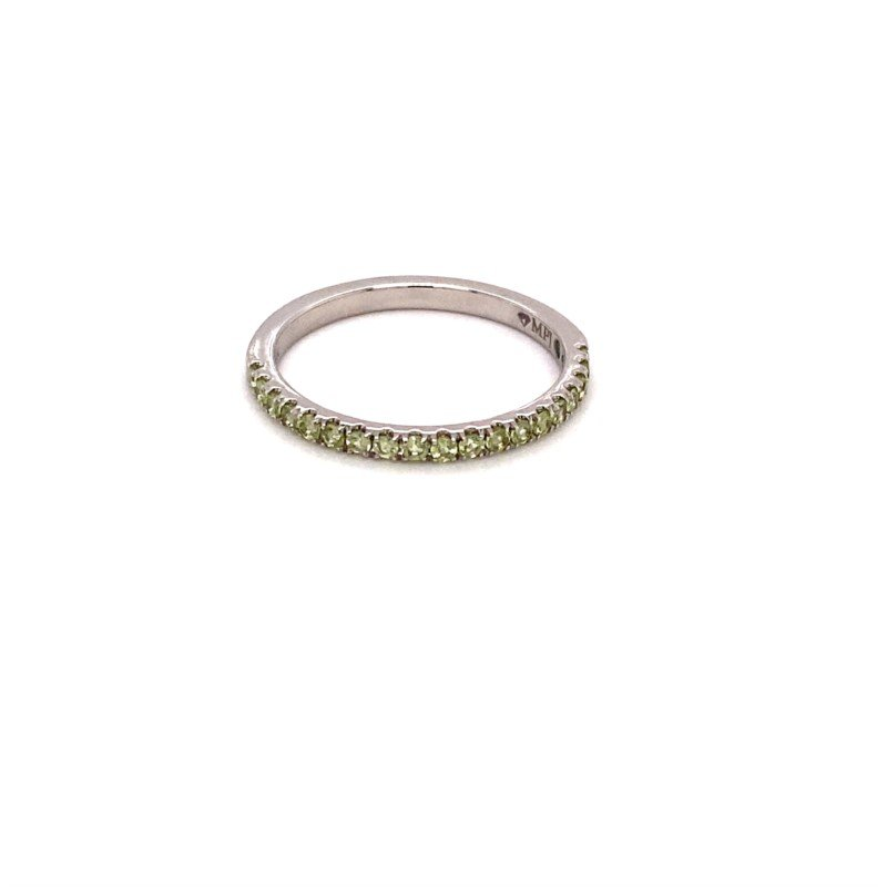 Murphy Pitard Signature Collection MPJ Exclusive Peridot Stackable Band