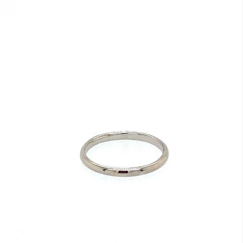Murphy Pitard Signature Collection Polished Band Ring