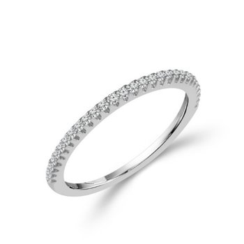 Diamond 1/8 Carats Anniversary Band