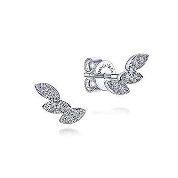 Diamond Stud Fashion Earrings