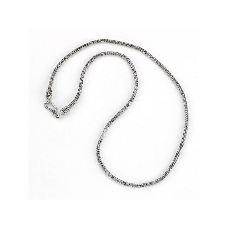 Samuel B. Silver 20 Inch Tulang Naga Chain