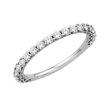MPJ Exclusive Straight Diamond Anniversary Band