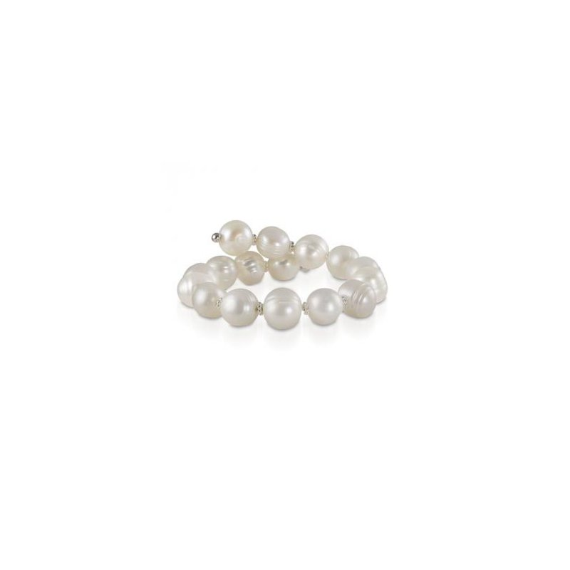 Murphy Pitard Signature Collection Freshwater 10-11 Millimeter Pearl Bangle