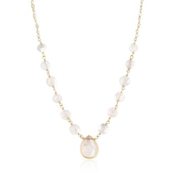 Ara Moonstone Necklace