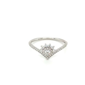 Diamond Eden Collin Tiara Ring