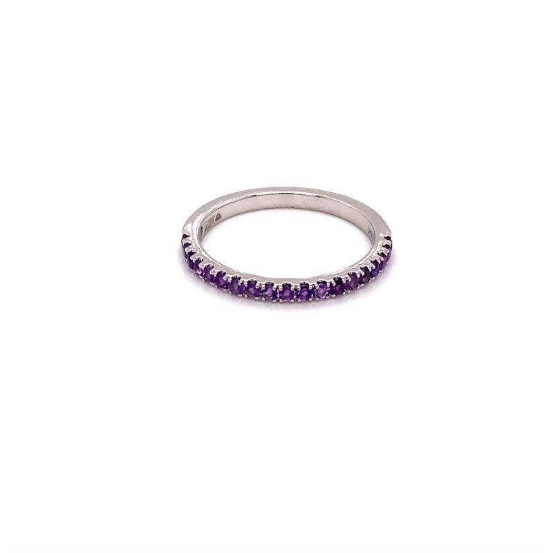 Murphy Pitard Signature Collection MPJ Exclusive Amethyst Stackable Band