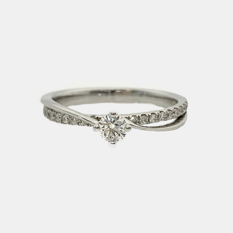 Murphy Pitard Signature Collection Diamond Pear Cluster Ring