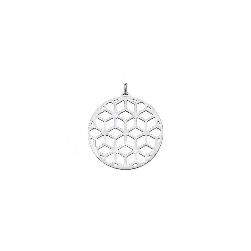 Les Georgettes by Altesse Resille Round Pendant