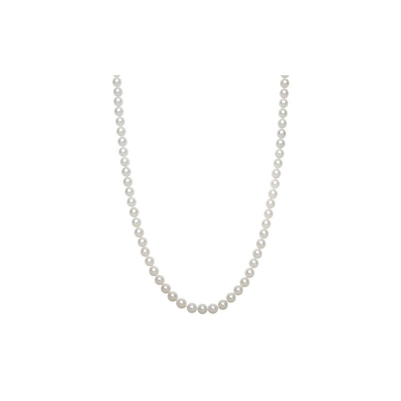 Murphy Pitard Signature Collection Freshwater Pearl Strand Necklace