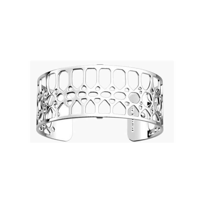 Les Georgettes by Altesse Crocodile Cuff Bracelet