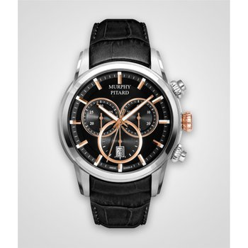 Murphy Pitard 43 Millimeter Chronograph Watch