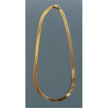 Herringbone 20 Inch Chain