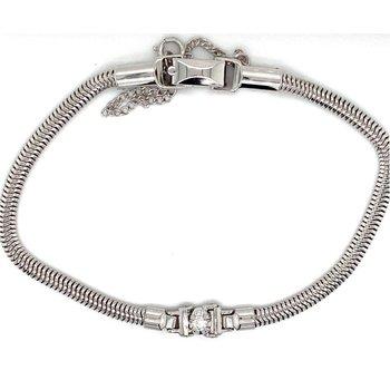 Diamond Starter Add-A-Diamond Tennis Bracelet