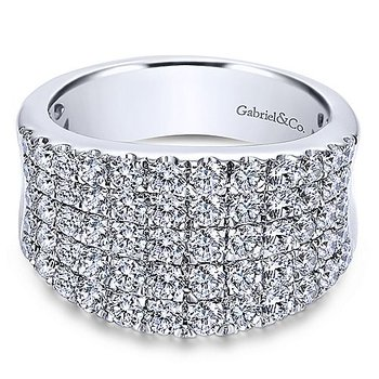 Diamond Curved Wide Band