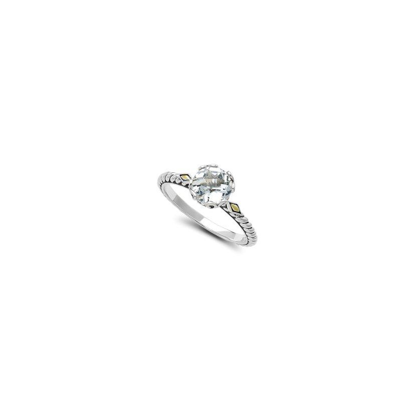 Samuel B. White Topaz Birthstone Ring