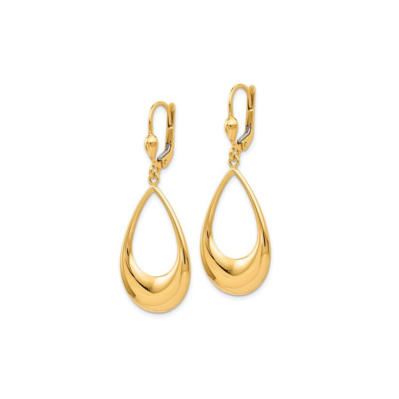 Murphy Pitard Signature Collection Teardrop Dangle Earrings