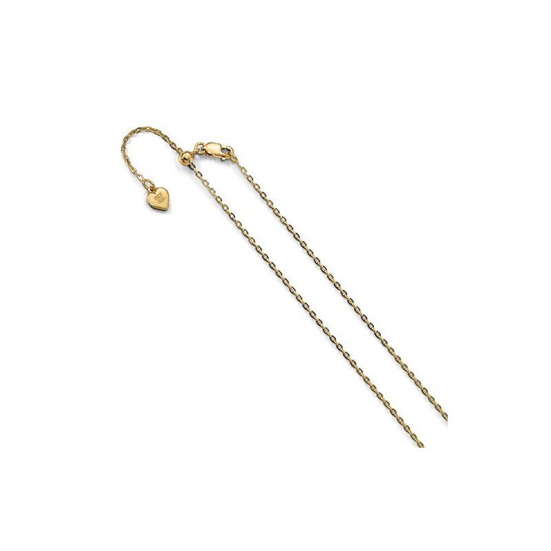 Murphy Pitard Signature Collection Adjustable Yellow Plated Chain