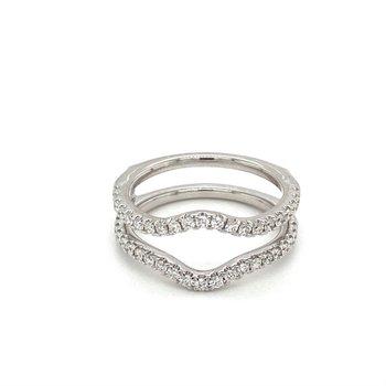 Diamond Engagement Ring Guard