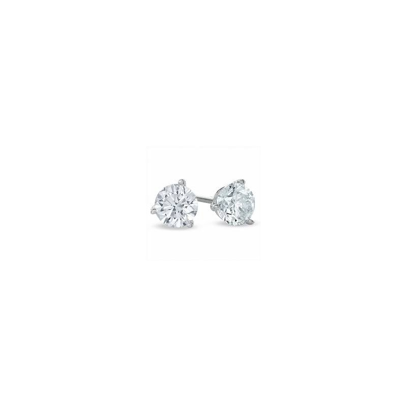 Murphy Pitard Signature Collection Martini Set Diamond 1/10 Carats Stud Earrings