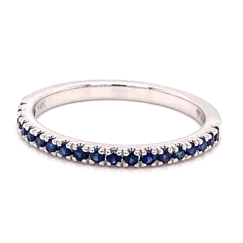 Murphy Pitard Signature Collection MPJ Exclusive Sapphire Stackable Band